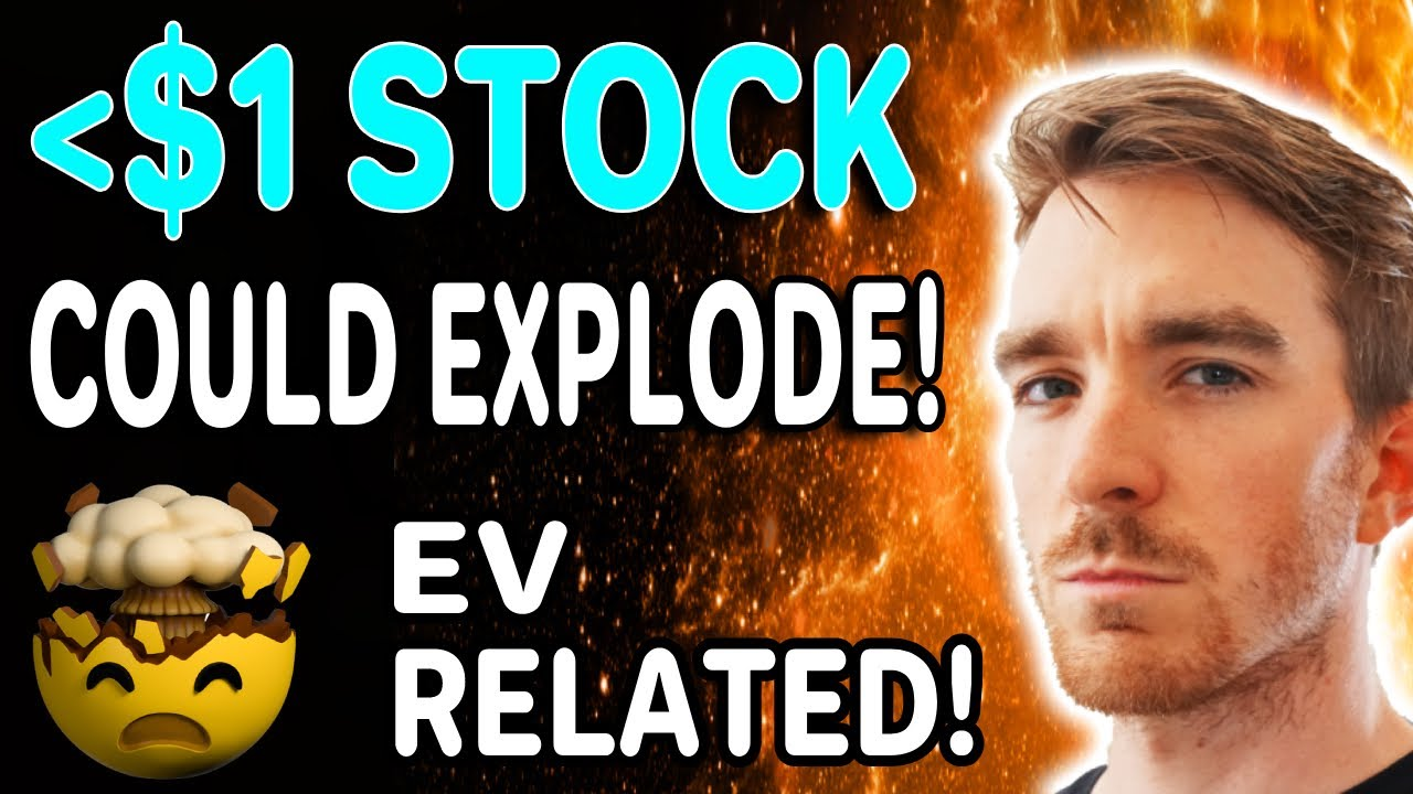 UNDER $1 PENNY STOCK COULD SURGE!! EV RELATED