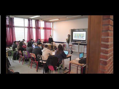 Experiencia micro:bit Liceo 2 de Salinas, Canelones