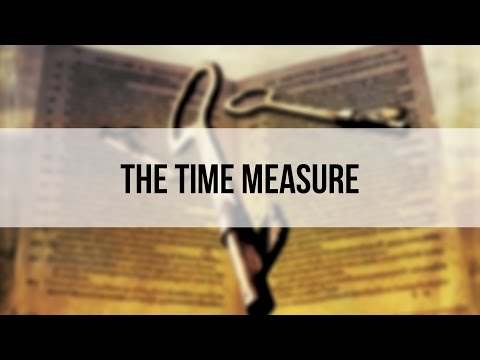 The Time Measure