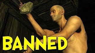 BANNED! - Rust