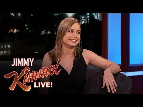 Brie Larson Didn't Know She Was Auditioning For Amy Schumer's ...