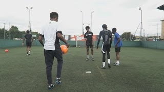 FOOTBALL HIGHLIGHTS WITH THE BOYS!!!