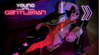 Cover images Haiza - Young and Gentleman Official Music Video