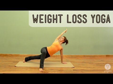 Weight Loss & Sculpting Yoga Routine: Chisel Away (open level)