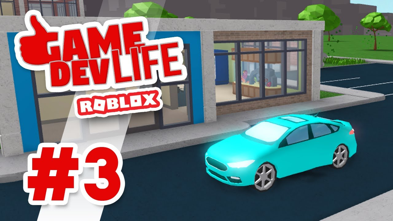 roblox game dev life free