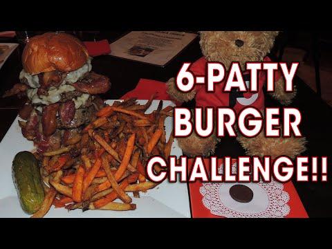 CHELSEA BURGER CHALLENGE IN DELAWARE!!