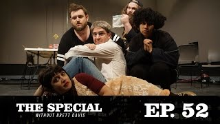 """The Special Without Brett Davis Ep. 52: """"Traffic School"""" with Guerilla Toss"""