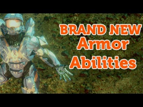 These Halo 4 Armor Abilities Didn't Make The Cut