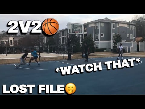 Download 2v2 Basketball Game Against Tubadottent & Zo3TV‼️ *Lost File*