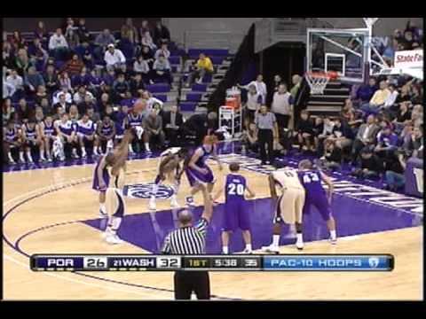 Washington Huskies vs. Portland 2010 Game Highlights