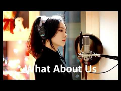 Best English Songs 2017 💘 Pink - What About Us (Cover by J.Fla)💘  [1 Hour Version] 💘