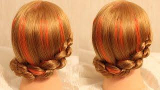 Причёска в стиле 20-х годов | Авторские причёски | Лена Роговая | Hairstyles by REM | Copyright ©