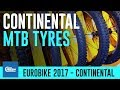 Continental mountain bike tyres 2018
