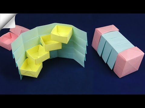 How to make paper box | DIY paper box easy