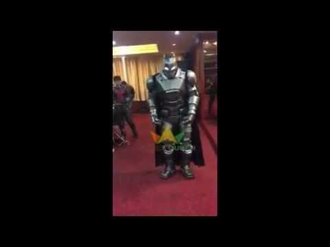 Batman V Superman armour batman  costume for adults batman suit