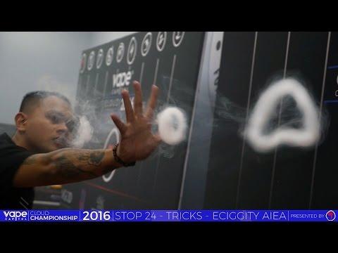 VC Cloud Championship 2016 - Eciggity Aiea, HI - Vape Tricks