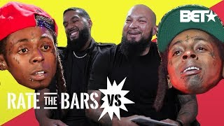 Cool & Dre Rate Mixtape Lil' Wayne Vs. Album Lil' Wayne | Rate The Bars: VS