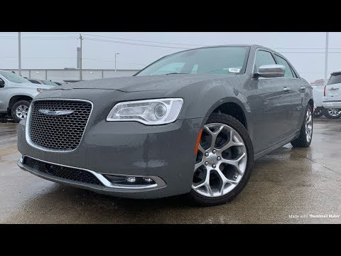 2019 Chrysler 300C Platinum (5.7L V8) - Review