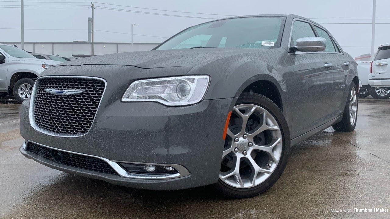 2019 Chrysler 300c Platinum 5 7l V8 Review