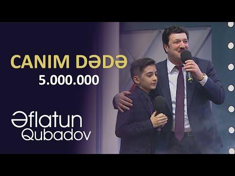 Eflatun Qubadov ft Elgiz Mubarizoglu - Canim dede 2018 (Audio)