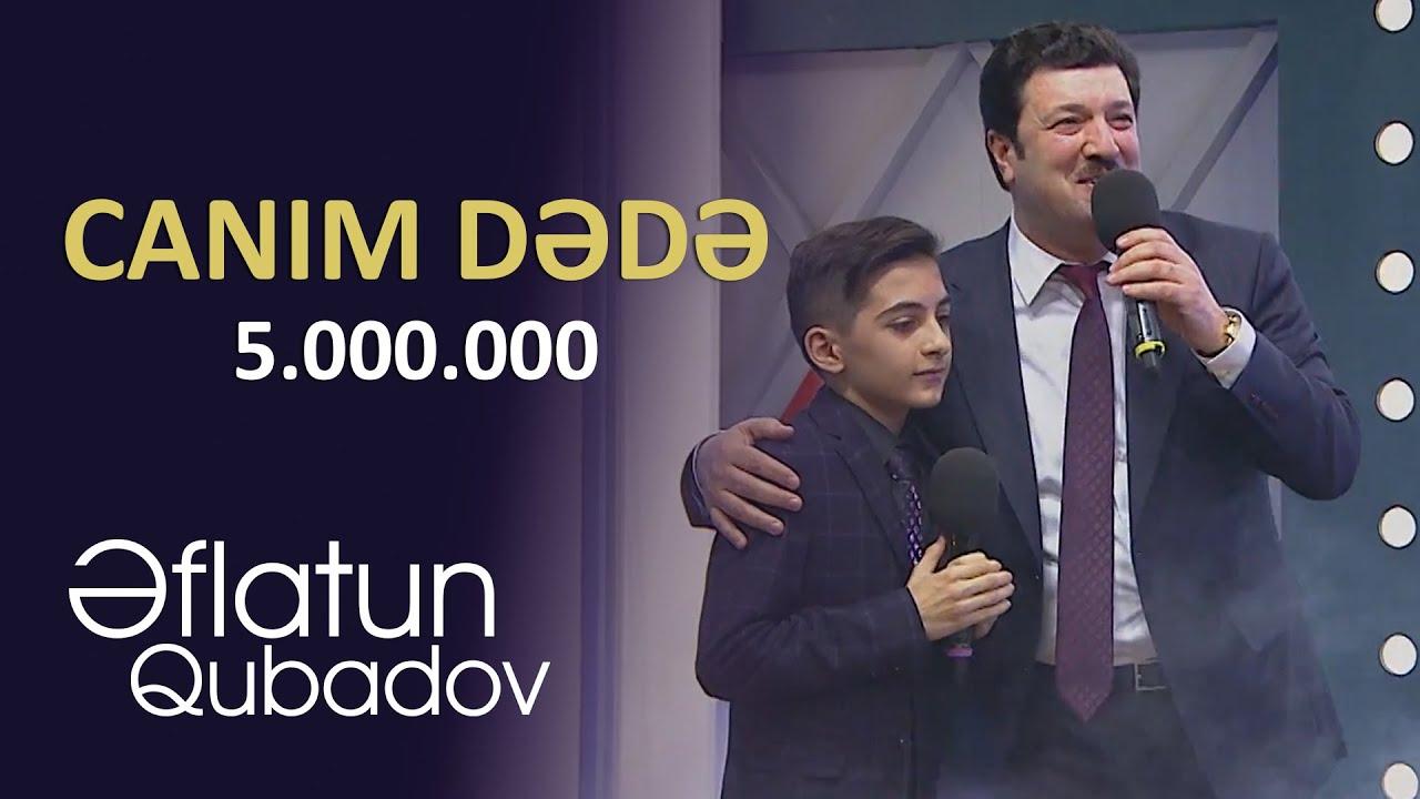 Eflatun Qubadov Ft Elgiz Mubarizoglu Canim Dede 2018 Audio