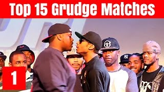 Top Grudge Matches in Battle Rap History - 1/5