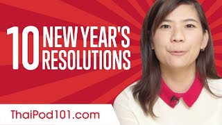 Learn the Top 10 New Year
