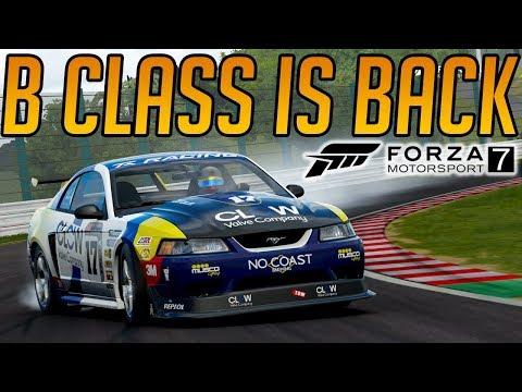 Forza 7 B Class Banter Returns