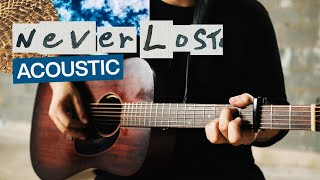 Never Lost   Official Acoustic Guitar Tutorial   Elevation Worship