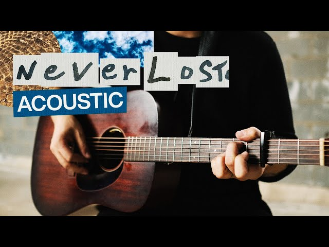 Never Lost | Official Acoustic Guitar Tutorial | Elevation Worship
