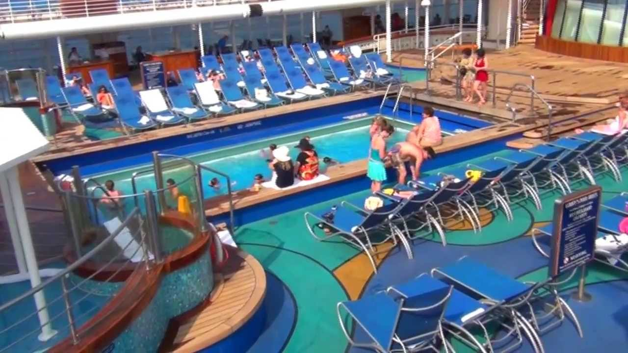 Disney Cruise Line Disney Magic Cruise Ship Tour Part
