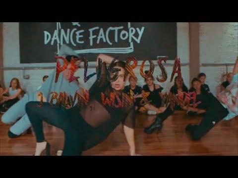 Peligrosa - J Balvin Ft. Wisin & Yandel | Coreografía Jenny Ruiz