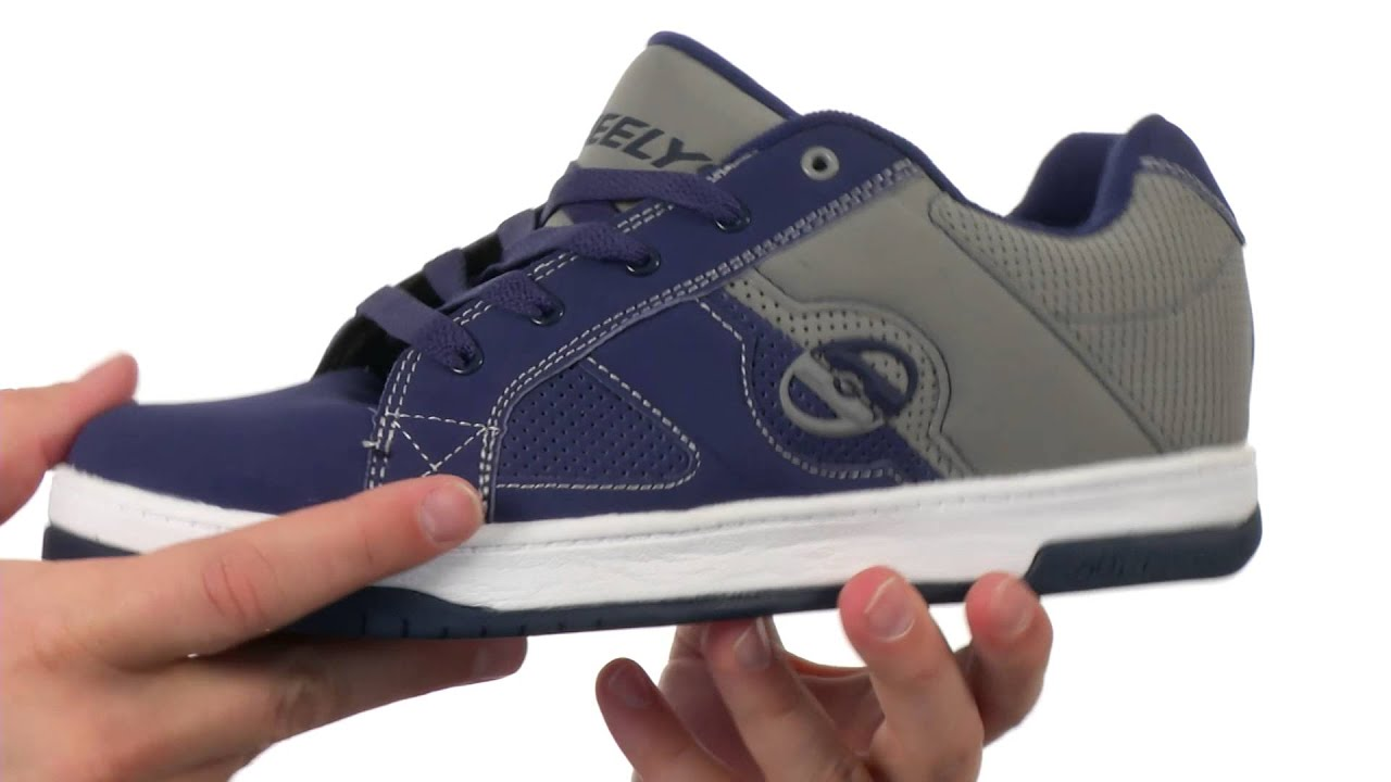Beyond 50% OFF Heelys Wave Roller Skate Shoe (Little KidBig