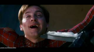 Spider-Man vs. Venom 'Ending Spider- Man 3-(2007) Movie Clip Blu-ray 4lK