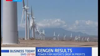 KenGen half year profits drops to Sh4b