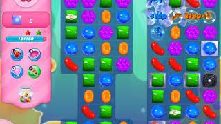 Candy Crush Saga   level 316 no boosters