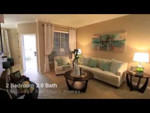 Lodge At Stone Oak Ranch Two Bedroom Model Tour   Austin, TX