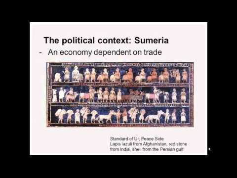 Sumerian and Akkadian art