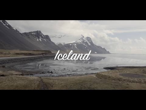 The Best Drone Spots in Iceland