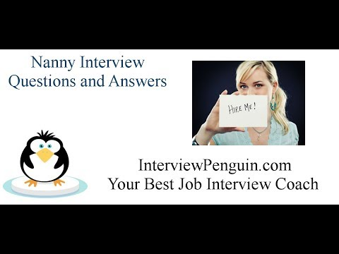 nanny interview questions and answers get ready for your interview