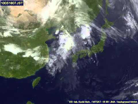 画像 気象 衛星 雲