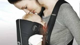 新生児からの抱っこ紐 ベビービョルン