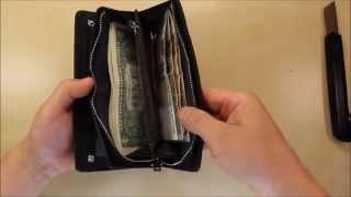 Мужской кошелёк (портмоне, клатч) из Китая  AliExpress
