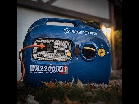 Review Westinghouse WH2200iXLT Super Quiet Portable Inverter Generator