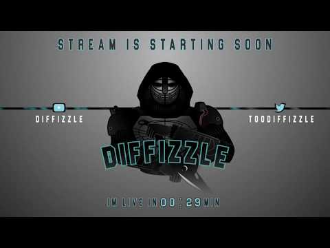 Diffizzle Twitch Stream - 3s Scrims and Pubs | 20170314