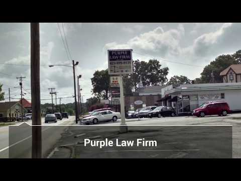 About Purple Law Firm Chattanooga TN
