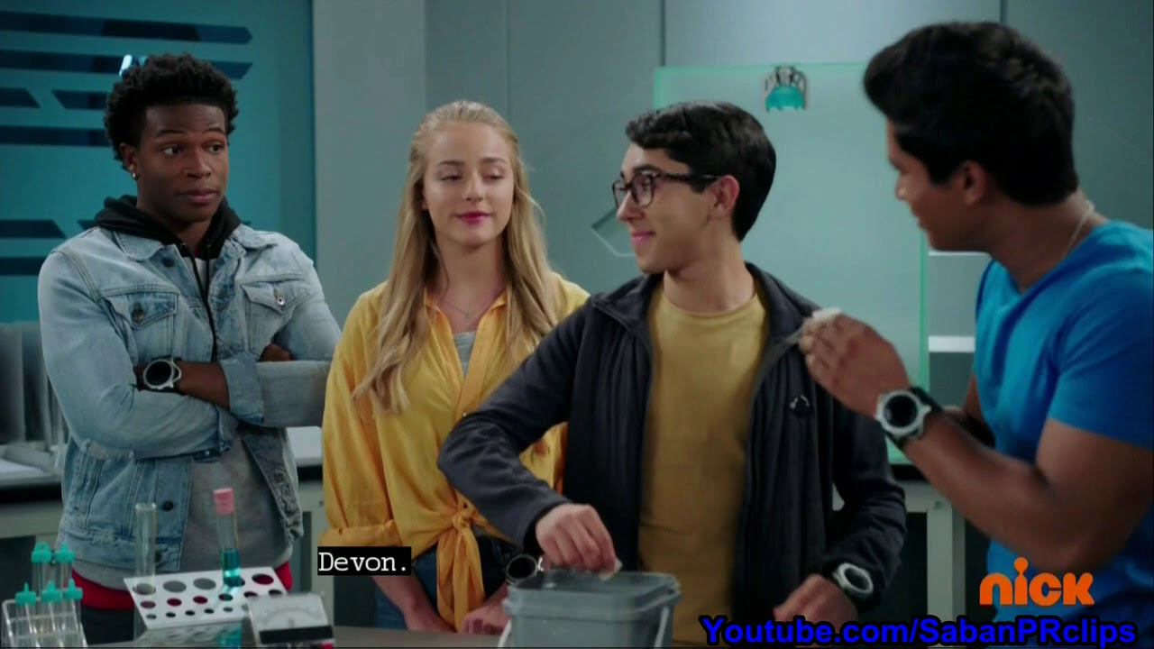 Download Power Rangers Beast Morphers S2 Ep 8   Boxed in   Going to the Games
