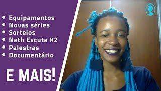 Baixar LIVE: 4 MIL INSCRITOS + AS NOVIDADES DO CANAL | Nathália Braga