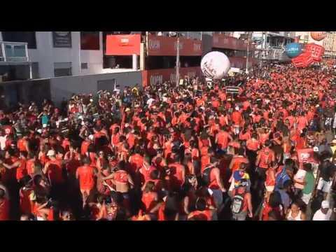 Banda Eva - Despedida de Saulo Fernandes - Carnaval de Salvador 2013