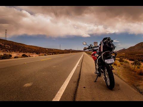 Viaje Sucre - Potosi - Uyuni | Honda XR150L